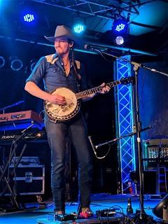 Moeller Banjo Blue