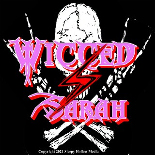 A Wicced Sarah  New Logo