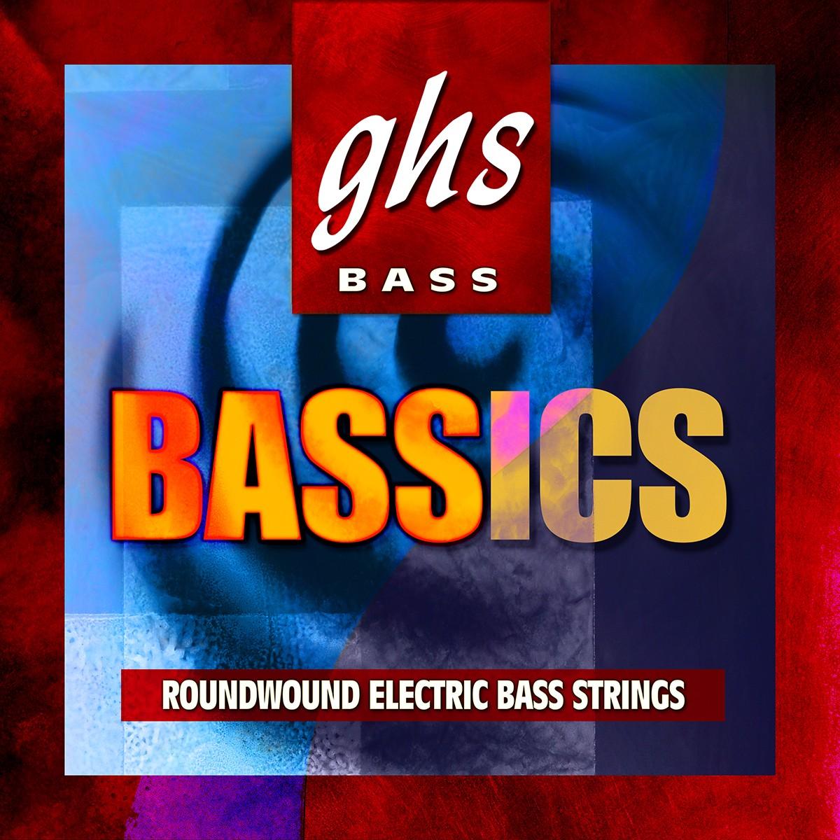 GHS 6000/M Bassics nickel Plated Steel perizoma Medium
