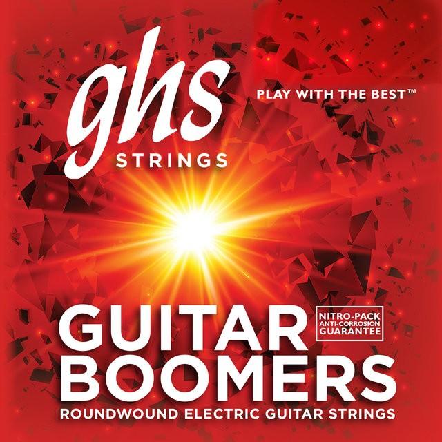 010-038 GHS Boomers light//extra light GBLXL Saiten für E-Gitarre