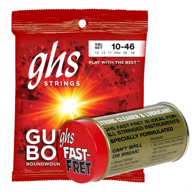GBL QUARTERLY 12PK w/FAST-FRET