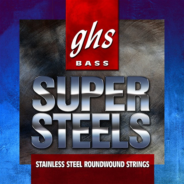 GHS Super Steels for Bass Guitar