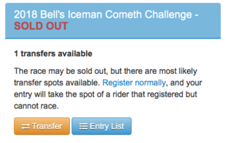 The Bell's Iceman is Sold Out, now what?
