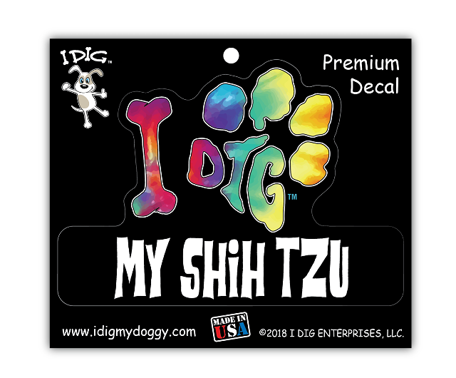 I DIG MY SHIH TZU