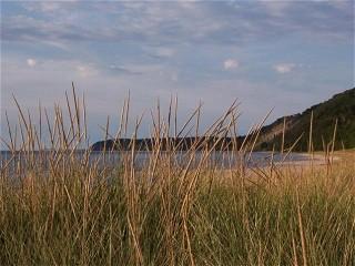 Pat Christie Lake Michigan Shoreline