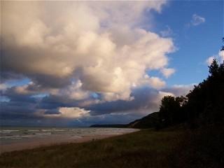 Pat Christie Lake Michigan Shoreline 2