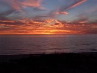 Pat Christie Lake Michigan Sunset 3