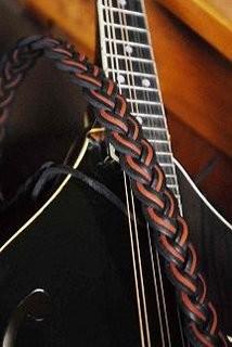 Bailey Mandolin and Uke Straps