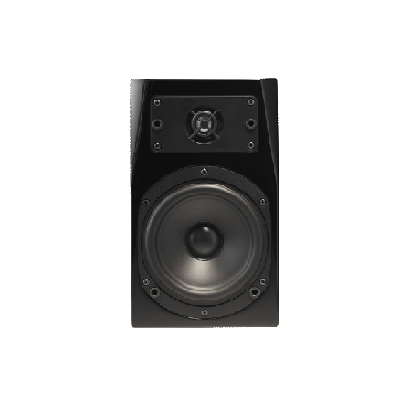 Matte White Single 125 Watts NHT iC3-ARC 2-Way 6.5-inch In-Ceiling Speaker with Aluminum Driver