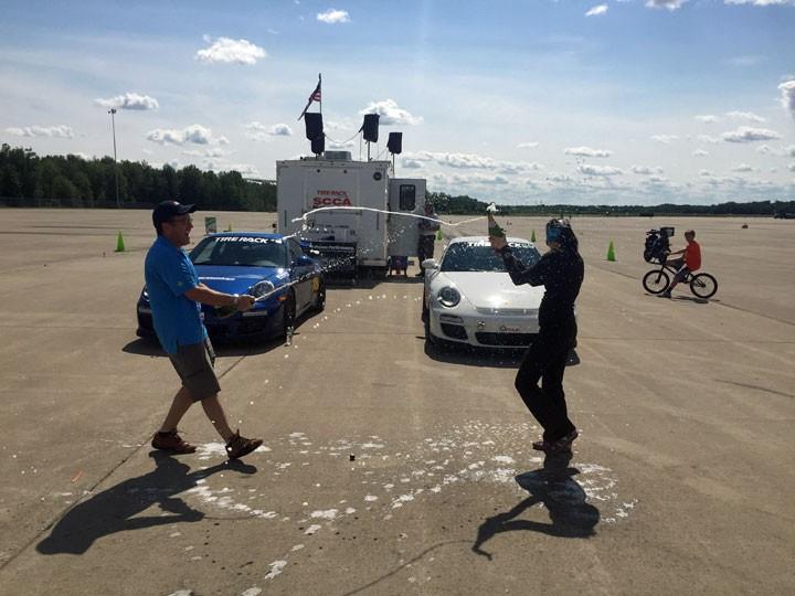 Conners Tops Tire Rack ProSolo Super Challenge in Toledo