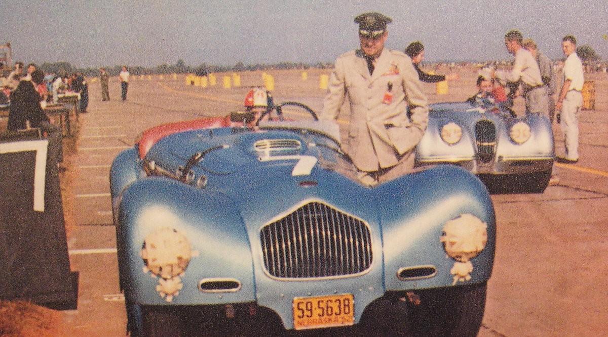 Honoring American Veterans: General Curtis E. LeMay - Sports Car ...