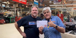 SCCA Foundation Announces Sweepstakes Winner & Newest SCCA Lifetime Member