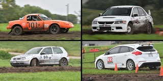 Four RallyCross TripleCross Winners Named for 2019