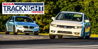 Track Night 2020 Event Schedule