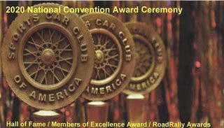 Road Rallyists Score Major Awards at Convention