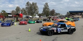 Buttonwillow Hoosier Super Tour Saturday News and Notes
