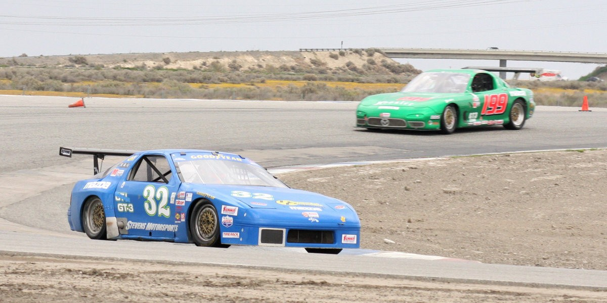 Wet and Dry Saturday at Buttonwillow Hoosier Super Tour