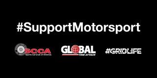 #SupportMotorsport