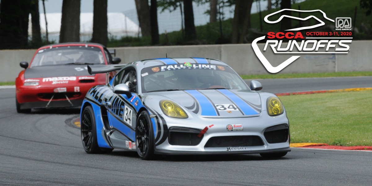 Looking Ahead: Schedule Announced for 2020 Road America Runoffs