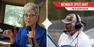 Member Spotlight: Jim and Kathy Gillen, Eliminating Excuses