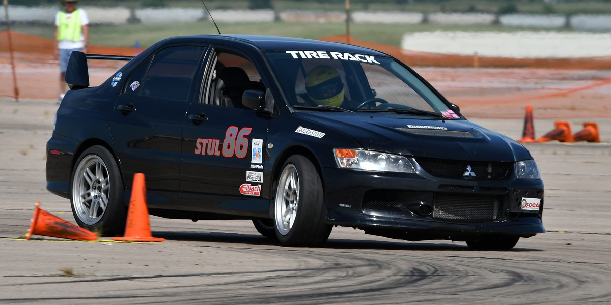 Tire Rack SCCA Solo National Tour 2020 Contingency Programs