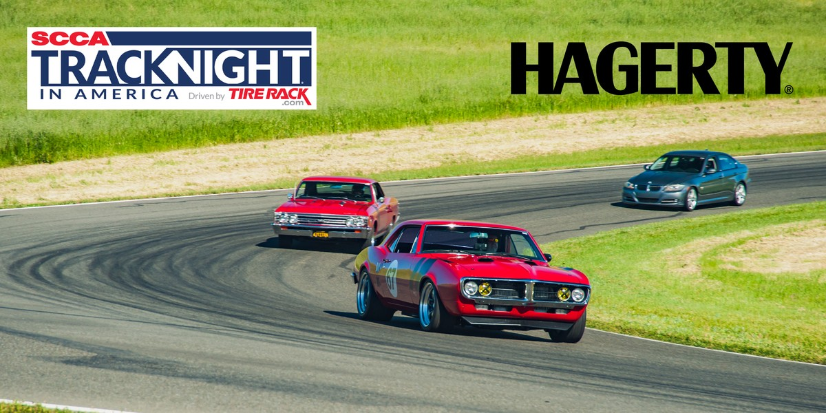 Track Night & Hagerty: Back on Track in June