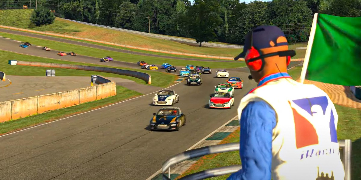 SCCA eSports Rocks the Red Dirt of Road Atlanta
