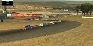 Speed Rewards iRacers at Virtual Sonoma