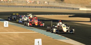 eSports Points Battles Heat Up at Laguna Seca