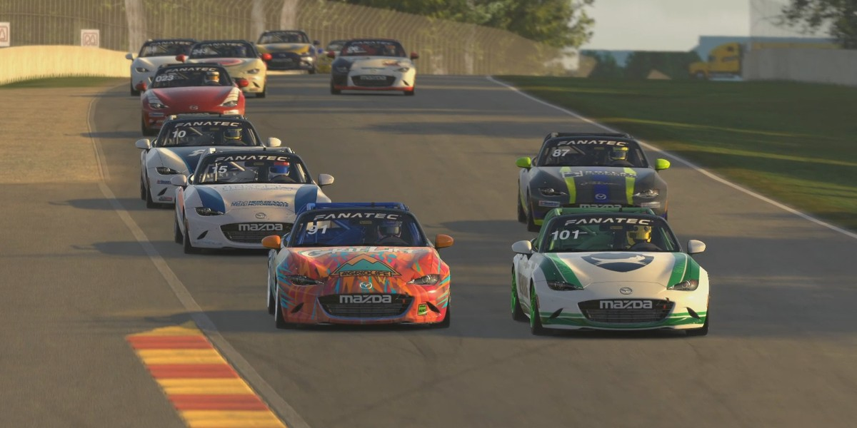 King, Allen Claim eSports Championships at Road America