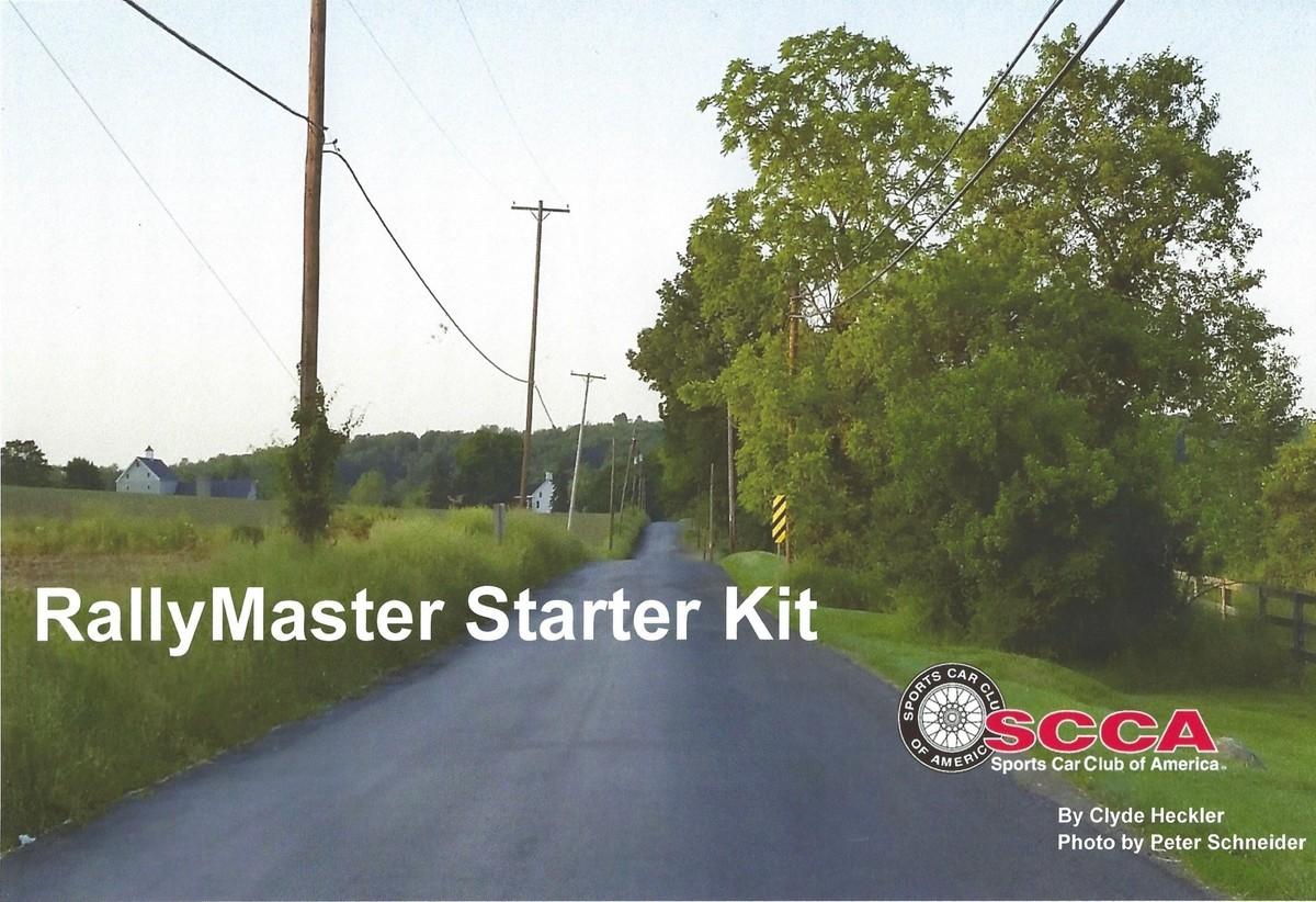 RallyMaster Starter Kit