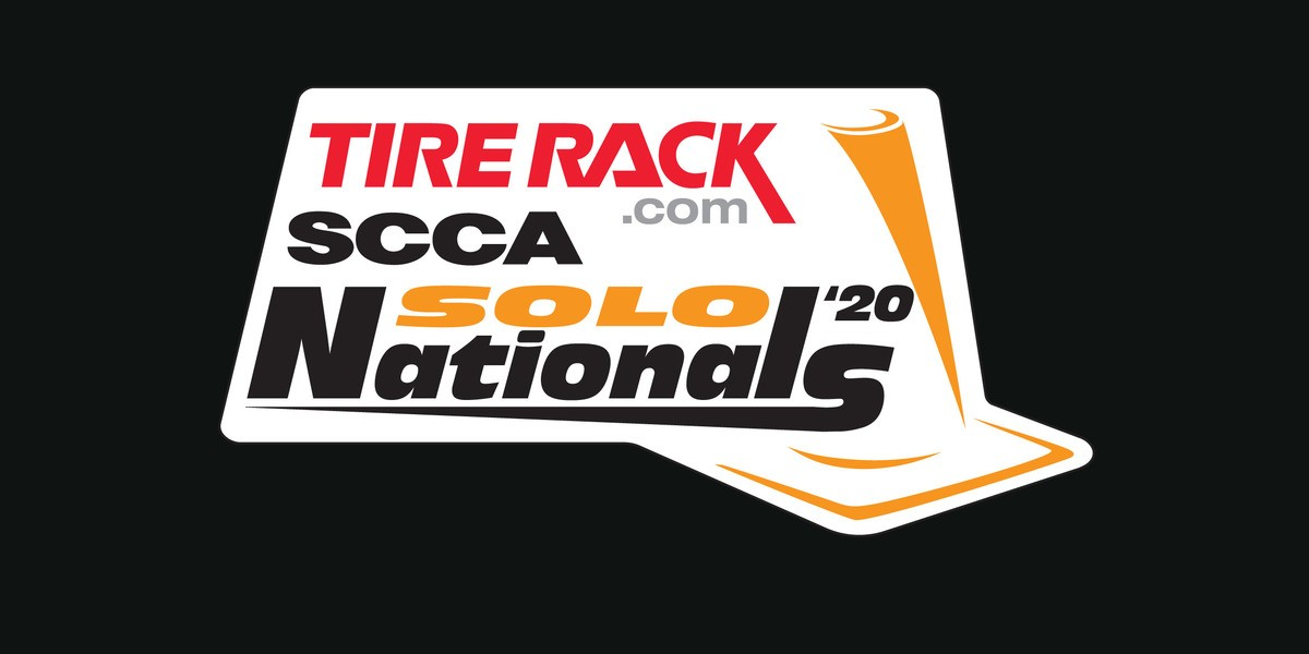 SCCA Announces Cancellation of 2020 Solo Nationals