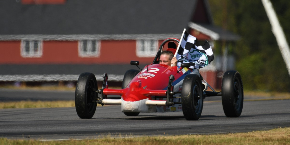 Formula Vee Keeps Going, and Going, and Going …