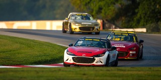 Mazda's MX-5 Cup Shootout Nominees Announced