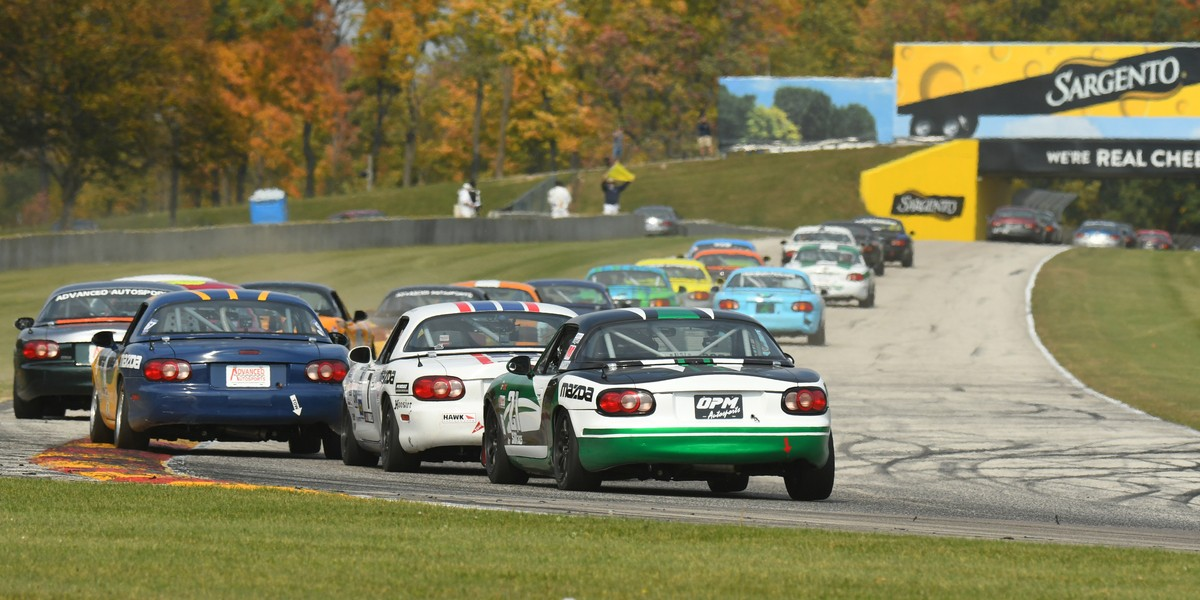2020 Runoffs Hagerty Race Day Videos Now OnDemand