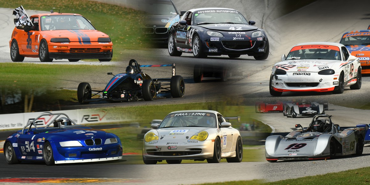 2020 SCCA Road Racing Super Sweep Award Winners
