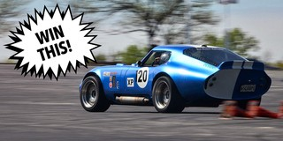 Factory Five Coupe to be Auctioned Benefiting SCCA Foundation