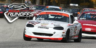 It's a Runoffs Sunday on CBS Sports Network this Weekend