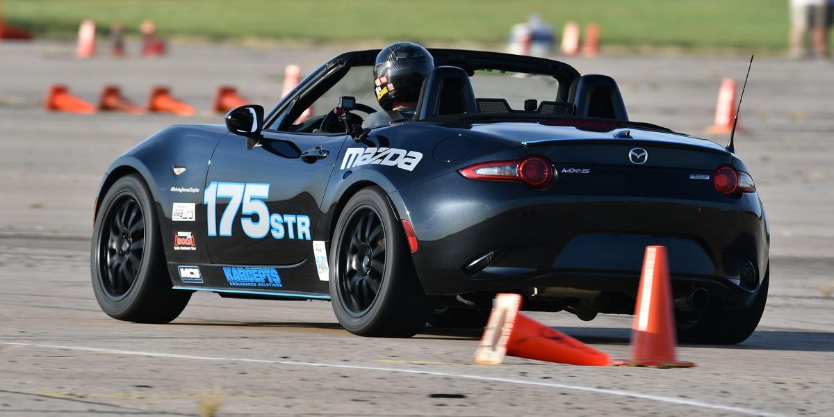 SportsCar Feature: Low Power, Fast Car