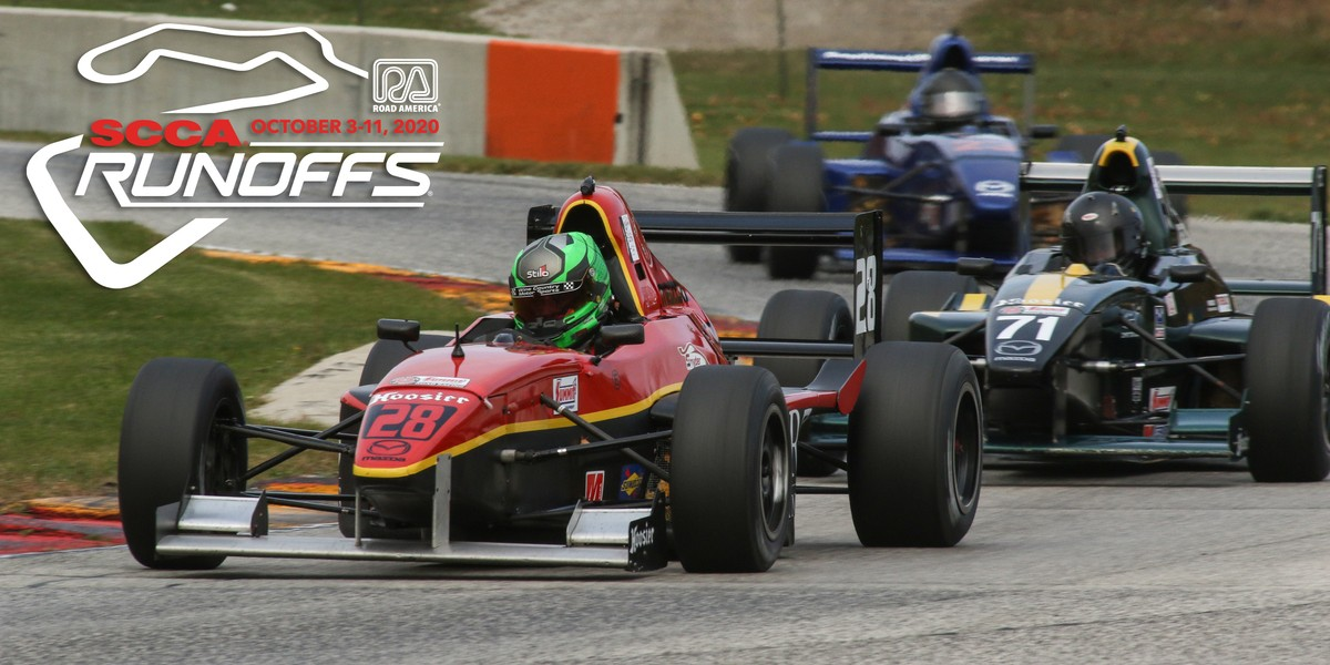 Holiday Party Sunday With Runoffs On Cbs Sports Network Sports Car Club Of America
