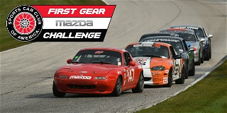SCCA, Mazda Form First Gear Mazda Challenge