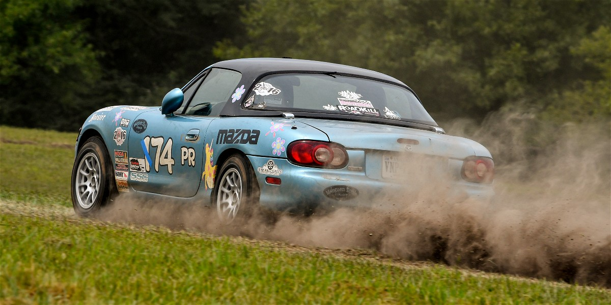 RallyCross Nationals Set For New Location