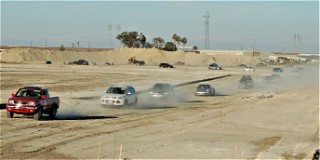 """Buttonwillow New """"Track 2"""" Trip for Hoosier Super Tour Attendees"""