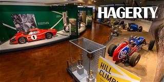 Hagerty Feature: New Henry Ford Museum Racing Exhibit