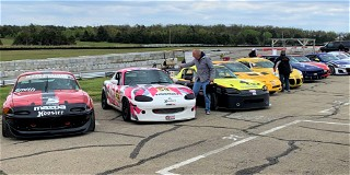 The Playground that is Hallett Motor Racing Circuit