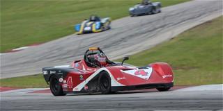 Hoosier Super Tour Hallett Motor Racing Circuit: Sunday Report