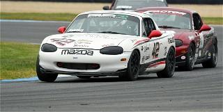 Super Tour, First Gear Mazda Challenge & The Runoffs