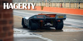 Hagerty Feature: How To Start The Porsche 917K Race Car