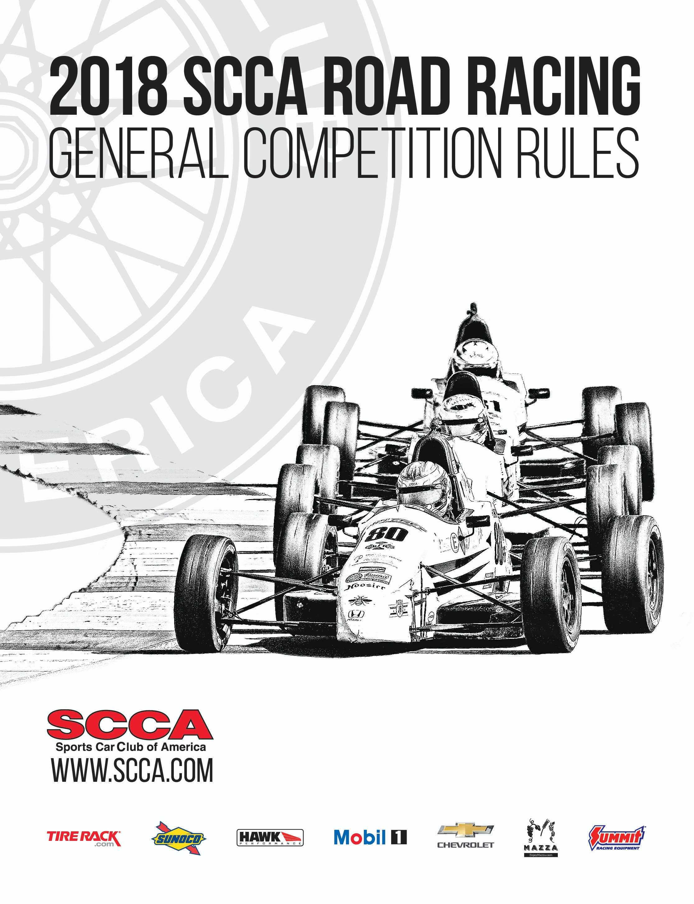 Cars And Rules Sports Car Club Of America Basic Race Chassis Wiring Schematic Scca Rule Book