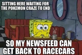More Racecars Please